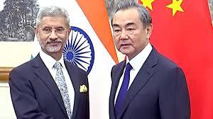 china - india ministers