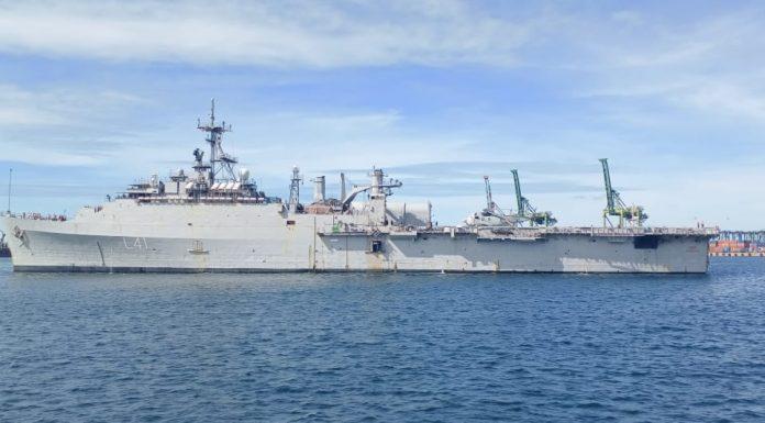 srilanga ship